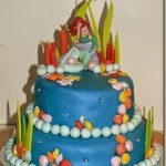 Mermaid Birthday Cake!