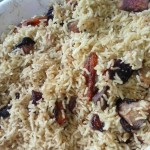 Coconut Curry Spiced Basmati Rice