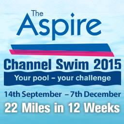 Aspire Channel Swim… Update!!