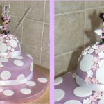 DairyFree & Eggfree Minnie Mouse Birthday Cake!