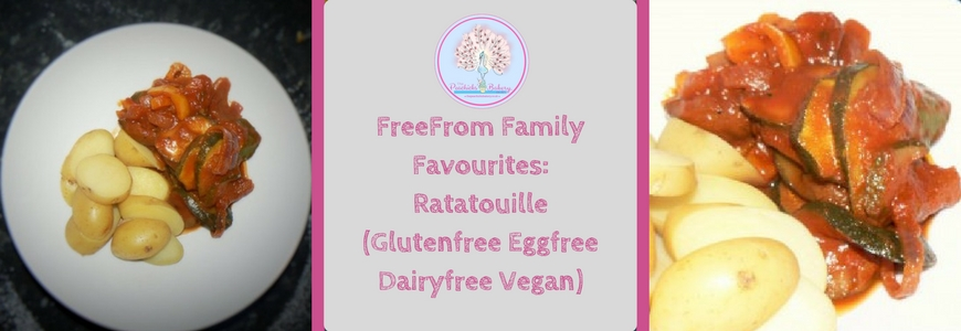 Ratatouille (Glutenfree Eggfree Dairyfree Vegan) – The Peachick Approved Recipe!