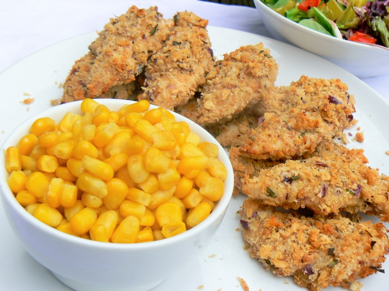 Freefrom Chicken Goujons (Top 14 Free)