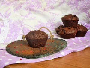 Essential Allergy Friendly Recipes - Vegan Chocolate Muffins