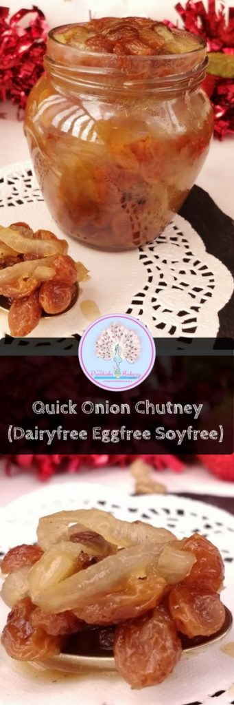 Perfect for last minute Festive get togethers with friends, my Quick Onion Chutney is amazing with vegan cheese & piled high on crackers, uses everyday store cupboard ingredients AND is ready in just 20minutes! Its Dairyfree, Eggfree, Soyfree & Glutenfree too!