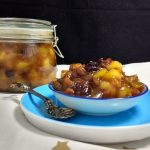 Last Minute Whisky & Ginger Mincemeat (Citrusfree, NutFree & Vegan)