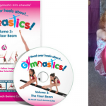 Peachick Approved: Head Over Heels Gymnastics Books & Dvd Review