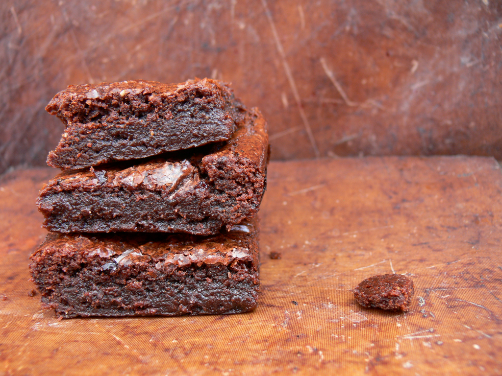 Easy Gluten Free Vegan Fudge Brownies Dairy Free Egg Free Nut Free