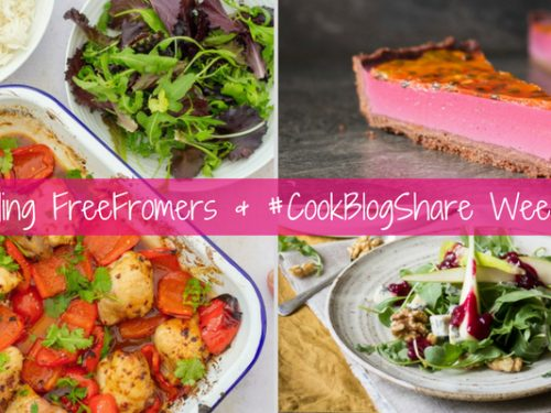 Another installment of the fab #CookBlogShare linky and Top Tips on Feeding FreeFromers, with a round up of delicious, easy to adapt recipes!  Swap the ingredients NOT the menu!