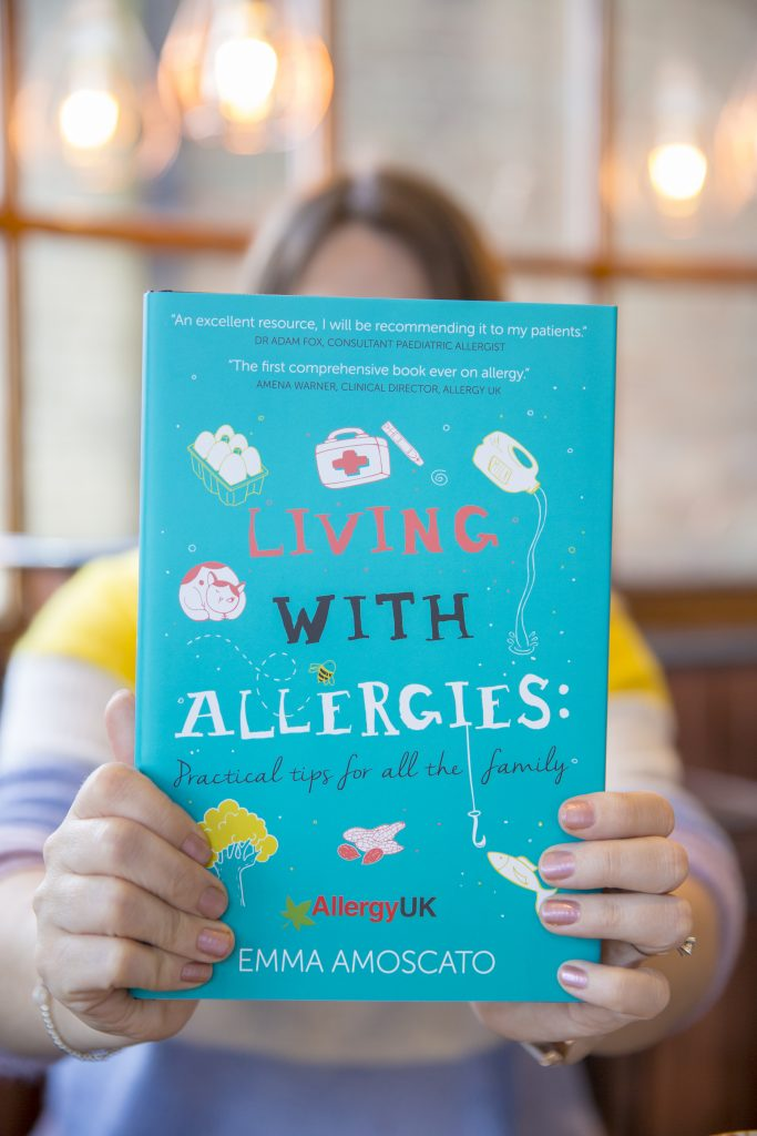 'Living with Allergies' by Emma Amocasto is the perfect starting point for navigating the rollercoaster that is allergies & allergic conditions. It's pages are packed full of straightforward, common sense answers to the questions you may not have even known you needed to ask! Wherever you are along the track, this book has mountains of practical tips so you can continue living with allergies, not despite them! Endorsed by Allergy UK & features interviews from leading medical professionals.