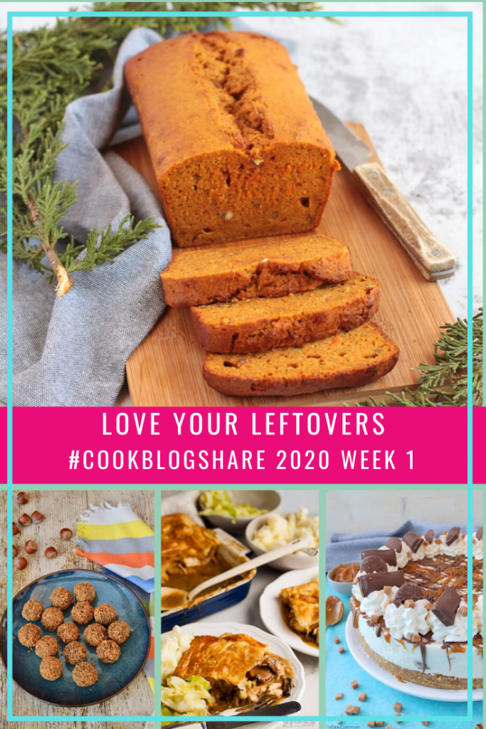 Love Your Leftovers & the Linky for #CookBlogShare 2020 week 1. Four great ways to use up those bendy veg, neglected store cupboard staples and Sunday Roast leftovers. That will save your overstretched January budget and a little time during the week too!